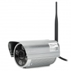 SENKAMA PnP 720P1.0MP Outdoor Wireless Waterproof IP Network Camera w/ Wi-Fi / 4-IR LED / TF