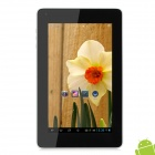 "TECLAST P76H 7"" LCD Android 4.1 Dual Core Tablet PC w/ 512MB RAM / 8GB ROM / HDMI / G-Sensor - White"