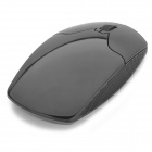 Souris Ultra Thin Wireless Optical 1000 / 1600dpi - Noir