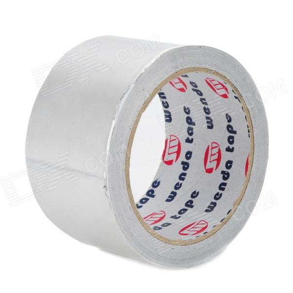 H1NS BGA 300'C High Temperature Resistant Aluminum Foil Tape - Silver (30m) [vk] travel switch limit switches wlca12 2n silver contact thickness aluminum high temperature resistant