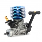 HSP 02060 VX-18 Engine w/ Glow Plug - Silver + Blue + Black