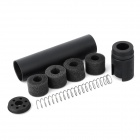 4mm Aluminium Alloy Silencer for M4 Gun - Black