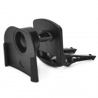 Handy Air Conditioning Outlet Mounted PC Holder for TomTom One / V2 / V3 / 3rd / 2nd / GPS - Black