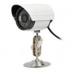 H402 CMOS 1.3MP 600TVL Waterproof Digital Camera w/ TF / 24-IR LED