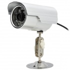 K_808 USB Waterproof CMOS Digital Video Recorder Camera w/ TF / 24-IR LED - Silver
