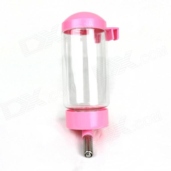 Plastic Spill-Proof Waterer / Water Dispenser for Pets - Pink (300ml) увеличенная шайба креп комп цинк din9021 м16 25кг 664 шу16