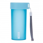 EYKI H5007 High-Quality Leak-Proof Frosted Bottle - Blue (350mL)