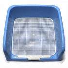 Pet Dog Cat Toilet - Blue (Suitable for Medium / Small Size)