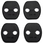 Jtron Protective ABS Car Door Lock Covers for New Tiida car (4pcs/bag)