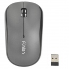 Fuhlen A08G  2.4GHz Wireless Optical 1000dpi Mouse - Black + Grey (1 x AA)