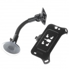 360 Degree Rotation Holder Mount w/ H20 Suction Cup for Samsung N7100 - Black