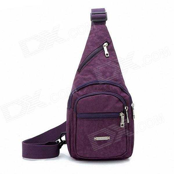Shenxilu 3127 Men's Casual Carry-On Bag - Purple
