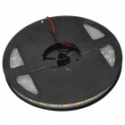Vattentät 72W 2200lm 3500K 300-SMD 5050 LED varm vit bil dekoration Light Strip (12V / 5m)