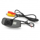 DIY Wired 170' CMOS Parking Camera for Honda CRV / Honda Fit / Odyssey / 12 Crosstour - Black
