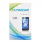 Protective Matte Screen Guard Film for Sony Xperia C S39h - Transparent