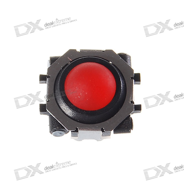 Repair Parts Replacement Trackball for BlackBerry (Red)