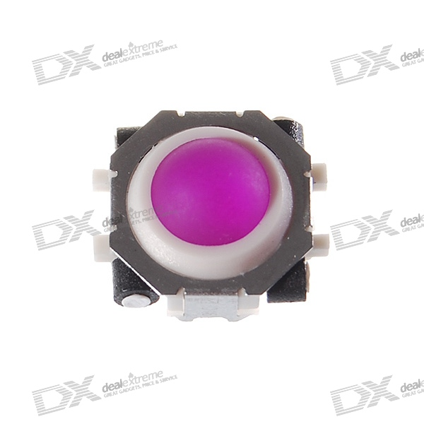 Repair Parts Replacement Trackball for BlackBerry (Purple)