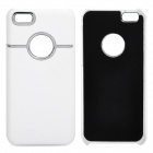 Protective Plastic Back Case for Iphone 5C - White