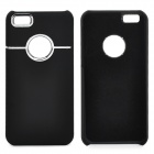 Protective Plastic Back Case for Iphone 5C - Black