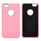 Protective Plastic Back Case for Iphone 5C - Pink