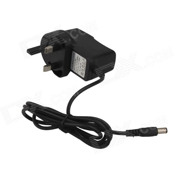 SingFire UK2-85525 5.5 x 2.5mm UK Plug Power Adapter - Black (116cm / AC 100~240V ) singfire us5 45525 us plug ac power adapter black dc 5 5 x 2 5mm 100 240v 115cm cable