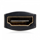 Mini Display Port DP Male to HDMI Female Adapter + V1.4 HDMI Male to Male Cable - Black (150cm)