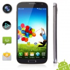 "POMPking4 W88A MTK6589 Quad-Core Android 4.2 WCDMA Bar Phone w/ 5.0"" QHD IPS, 1GB RAM - Black"