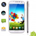 POMPking4 W88A MTK6589 Quad-Core Android 4.2 WCDMA Bar Phone w/ 5.0' QHD IPS, 1GB RAM - White