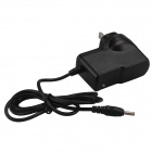 SingFire UK1-435135 UK Plug Power Adapter - Black (3.5 x 1.35mm / 117cm-Cable / AC 100~240V)