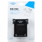 SHUNWEI SD-1109 Car Air Outlet Phone Holder for Samsung / XiaoMi / Iphone 5 / 4 / 4S - Black