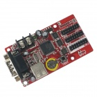 LED Controlling Card - Red + Black