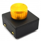 Jtron DIY Control Switch / Desk Lamp Light Modulation / Bedside Cabinet Power Dimmer Switch - Black
