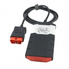 DELPHI CDP+ pro LED 2013 .1 Car / Truck / Automotive Detector - Black + Red + Silver