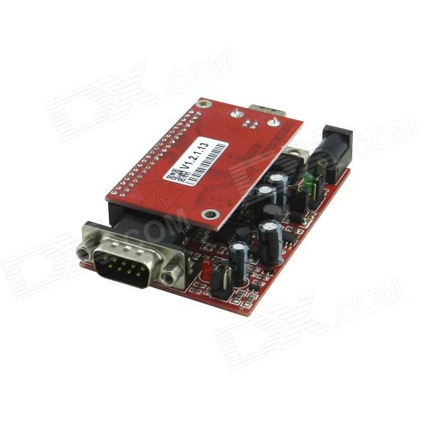UPA-USB Serial Programmer Full Adapter / OBD2 Diagnostic Tool - Red