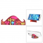 Mini Crown Style Embossed ABS Card Holder for iPhone, iPod Touch, Samsung i9500