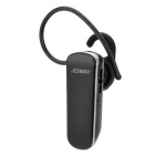 JOWAY H01 Stylish Bluetooth v4.0 Bass Headset w/ Microphone for Iphone 5 - Black + Silver