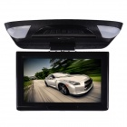 "Kangsung KS-902SD 9"" High-Resolution Car Flip Down Monitor 2-Channel AV Input - Black"