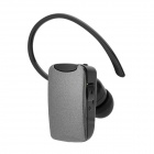 Bluextel BT06 Bluetooth v3.0 + EDR Headset w/ Microphone for Iphone 4S - Grey + Black