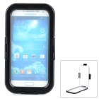 Professional Waterproof Case for Samsung Galaxy S4 i9500 - Black