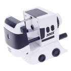 M&G APS90622 Cute Truck Hand-Crank Pencil Sharpener - Black + White