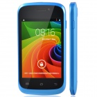 "S1 MTK6572m Dual-Core Android 4.0 WCDMA / GSM Bar Phone w/ 3.5"", Wi-Fi, FM, Dual-SIM, GPS - Blue"