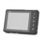 "DS201 PRO 2.8 ""Color-TFT LCD Pocket Digital Oszilloskop w / 8MB - Schwarz"