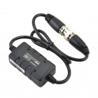 OTP1201XP Coaxial Video Signal Ground Loop Separator - Black