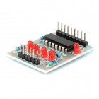 YaoSheng UL2003 DIY Stepping Motor Driving Test Board - Blue + Black