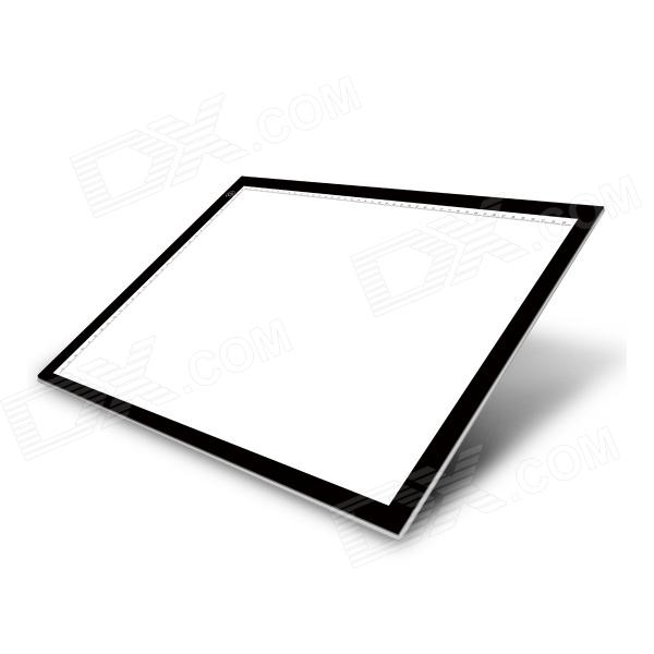 Huion A3 Verstelbare Verlichting Light Pad Light for Professionals - Black + White