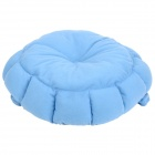 A033 Drawstring Style PP Cotton Pet Dog / Cat House / Kennel / Sleeping Pad - Blue