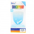 Rinco Shockproof Nanometre Clear Screen Protector for Iphone 5 - Translucent White