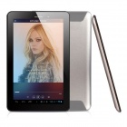 "Voosoo V7II 7"" Dual Core Android 4.0 Tablet PC w/ 512MB RAM, 4GB ROM, 3G, GPS, Bluetooth - Silver"