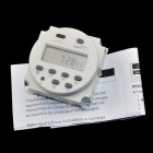 "Jtron 1,8 ""LCD Digital Time Switch / Timer Switch Controller (DC 12V)"