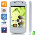 "DOOGEE Collo 2 DG120 MTK6572 Dual-Core Android 4.2.2 WCDMA Bar Phone w/ 3.5"", FM and GPS"